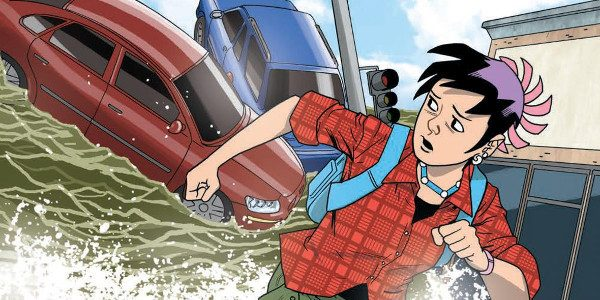 Oregon's Office of Emergency Management and Dark Horse Comics team up to prepare for the Great Oregon ShakeOut on October 20 and introduce Without Warning: Tsunami, a new comic touting […]