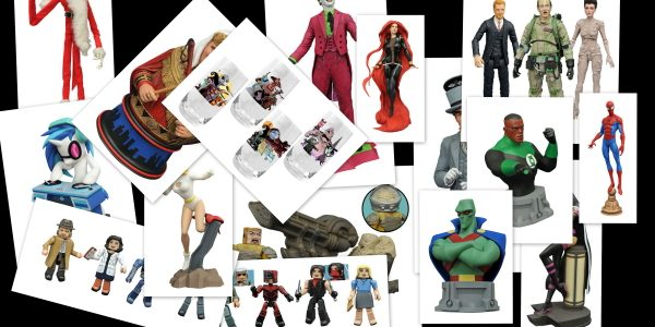 Diamond Select Toys is bringing their full array of products to New York Comic-Con, including nearly all of their in-development prototypes! Check out the display cases at booth 1644 to […]