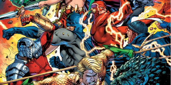 Publisher Reveals Early Artwork for Debut Issue By Jason Fabok With the first major event of REBIRTH only a few months away, DC has lined up a team of top-notch […]