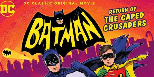 Same Bat-time. New Bat-channel. Batman '66 for a new generation. Like a lot of people I know, their first exposure of Batman was the Adam West and Burt Ward one. […]