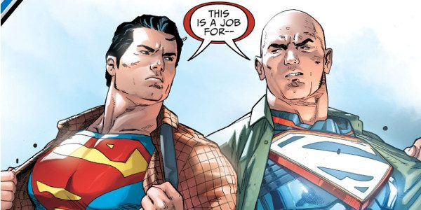"""""""Dad I got a question, is it hard being Superman?"""" The Men of Steel arc begins here in the latest issue of Dan Jurgen's Action Comics series. First off I […]"""