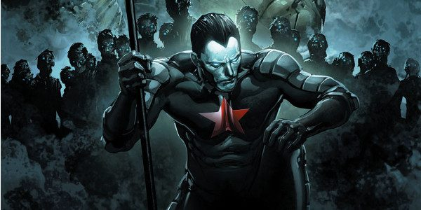 This winter, freedom fights from the shadows… Valiant is proud to announce DIVINITY III: SHADOWMAN & THE BATTLE OF NEW STALINGRAD #1 – an essential standalone tale from the Stalinverse […]