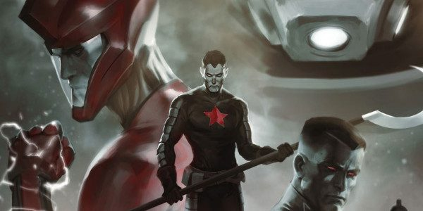 Valiant is proud to present an extended advance preview of DIVINITY III: STALINVERSE #1 (of 4) – the FIRST ISSUE of Valiant's startling, event-level blockbuster from the visionary creative team […]