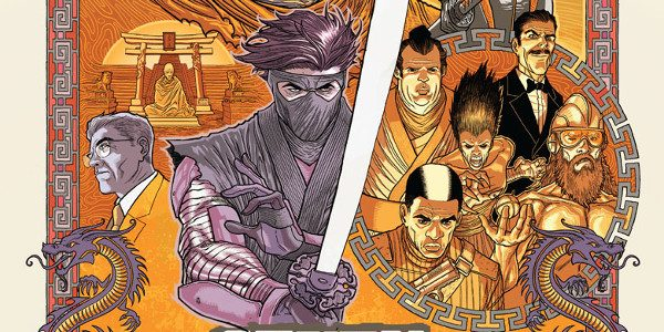 """Valiant is proud to present your first look inside NINJAK #23 – the FIRST ISSUE of """"THE SEVEN BLADES OF MASTER DARQUE"""" from New York Times best-selling writer Matt Kindt […]"""