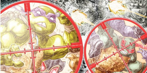 """""""Survival is everything.."""" As the Turtles fight their way out of Baxter Stockman's complex. They are confronted by more of Bishop and his men, who are clashing against our mutant […]"""