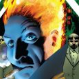 John Constantine is never one to take the easy path and when the path gets hard he always has a smart remark to make it harder.