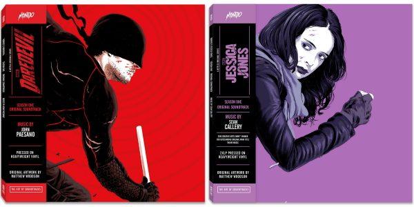 Marvel's Daredevil and Marvel's Jessica Jones join Marvel's Luke Cakein Mondo's vinyl soundtrack Super Hero team Purveyor of pop culture Mondo, hot on the heels of their 2XLP soundtrack to […]