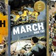 The #1 bestseller, about Congressman John Lewis and the Civil Rights Movement, is the first graphic novel recipient in the awards' 67-year history.