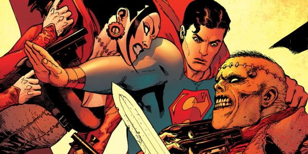 """I grow tired of being God's lonely man.."" The Super Monster Arc concludes in Superman issue 13. After Frankenstein reveals that the wanted Alien criminal Kroog was posing as Candice […]"