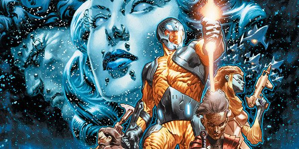 War is coming…and, now, Valiant is rewarding fans who pre-order early with specially expanded, exclusive editions of X-O MANOWAR's introductory story arc by visionary creators Matt Kindt and Tomas Giorello! […]