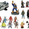Diamond Select Toys prides itself on offering the best of all worlds, and the newest offerings from DST come from a whole bunch of worlds!