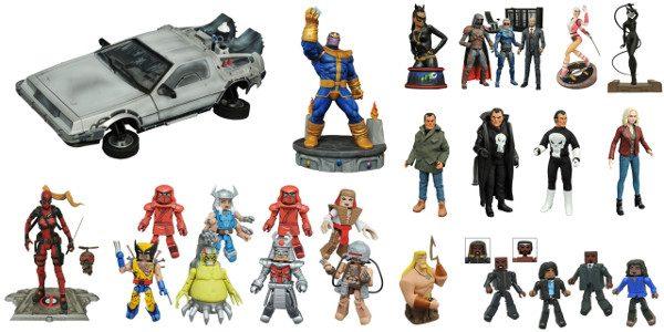 Diamond Select Toys prides itself on offering the best of all worlds, and the newest offerings from DST come from a whole bunch of worlds! From the world of television, […]
