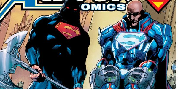 """""""Instead of having Superman as an ally, I have to protect him. The odds are not in our favor."""" L'ycall and Zade alongside with their people have all come to […]"""