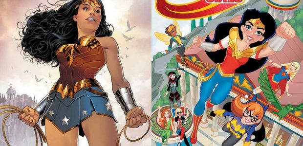 Saturday, May 6 is Free Comic Book Day, and DC Entertainment is proud to share with fans our favorite heroines of DC! In anticipation of the June 2 big screen […]