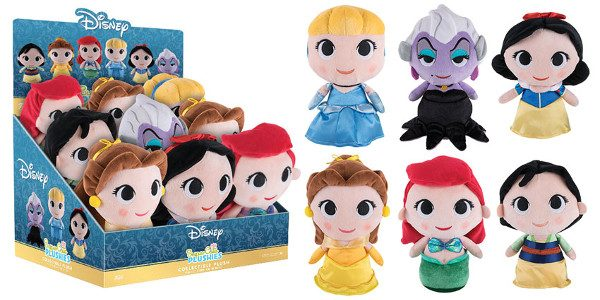 Funko is proud to introduce a new line of plushies in a brand new style! SuperCute Plushies: Disney The first wave of SuperCute Plushies includes some of your favorite Disney […]