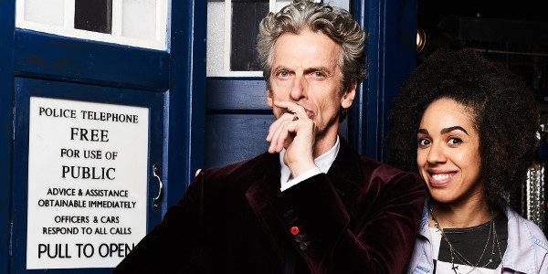 Doctor Who returns Saturday, April 15 at 9/8c followed by Spin-Off Series Class at 10/9c. Peter Capaldi first stepped into the TARDIS in 2013, and will leave the iconic role […]