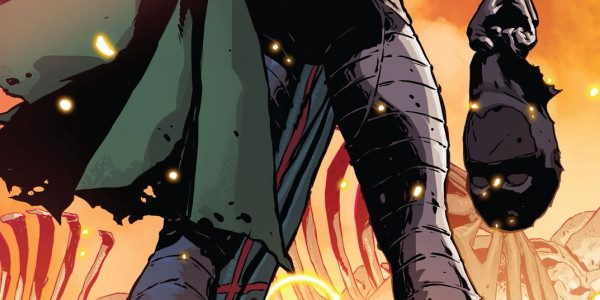 Throwing hands with the devil? All in a night work when you are the Midnighter! Unfortunately, those kind of nights can take their toll. As Apollo fights Neron tooth and […]