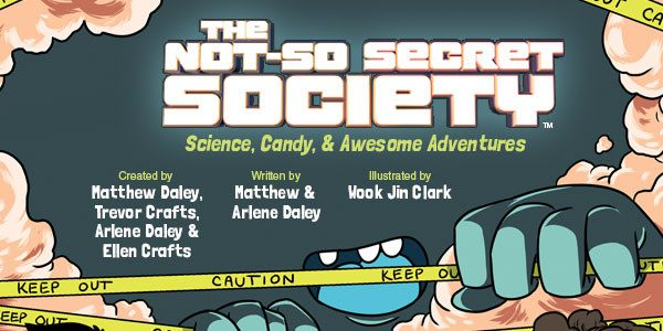 Free Weekly Digital All-Ages Comics LaunchToday andOriginal Graphic NovelOn-Sale in Summer 2017 BOOM! Studios is proud to announce THE NOT-SO SECRET SOCIETY, an all new multi-platform graphic novel experience! The […]