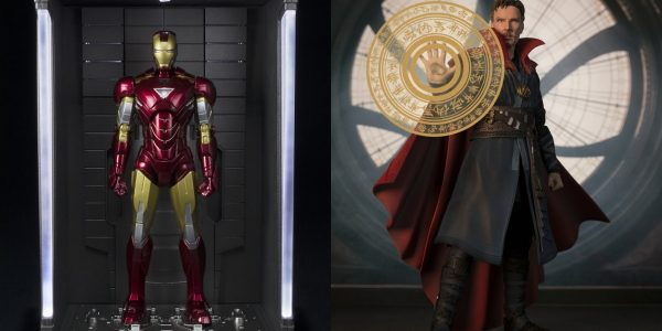 Extraordinary S.H.Figuarts Iron Man Mark VI Action Figure Debuts In April For U.S Market And Will Be Followed By The June Release Of Doctor Strange With An Exclusive Burning Flame […]