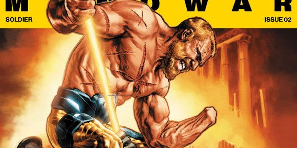 They asked for war. He'll give them death! As revealed at Comic Book Resources, Valiant is proud to present your first look at X-O MANOWAR #2 – the next chapter […]