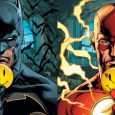 """Batman and The Flash Team Up For the Four-Part Mystery """"The Button"""" All Four Issues to Also Feature Special Lenticular Covers"""