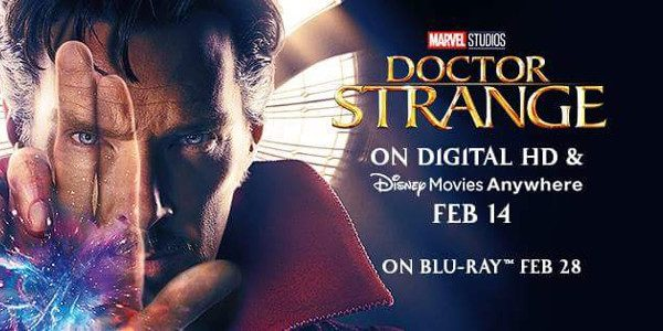 "BRING HOME THE MYSTIFYING, MIND-BENDING JOURNEY MARVEL STUDIOS' ""DOCTOR STRANGE"" on Digital HD Feb. 14 and Blu-ray™ Feb. 28 Own the critically acclaimed blockbuster with 80+ minutes of extras highlighting […]"