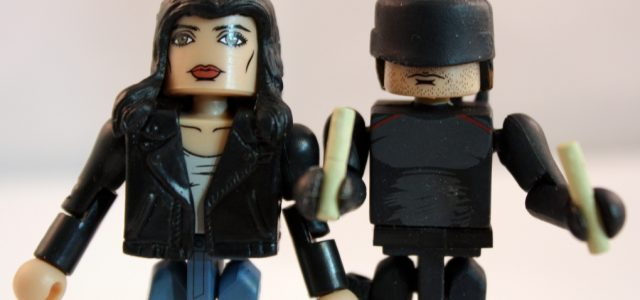 From hit TV series to awesome Minimates