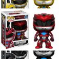 To celebrate the upcoming release of their all-new major motion picture, in theaters March 24th, 2017, the Power Rangers are getting fired up with Funko-fied fury!