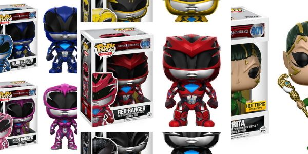 To celebrate the upcoming release of their all-new major motion picture, in theaters March 24th, 2017, the Power Rangers are getting fired up with Funko-fied fury! Zack, Kimberly, Billy, Trini, […]
