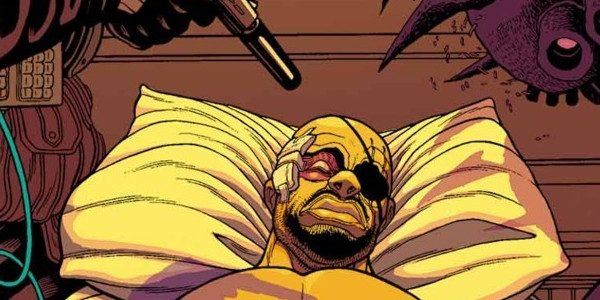 Stop emulating the movies with this poser! This past Friday, Marvel Comics announced that there would be a new ongoing Nick Fury series. Written by James Robinson and drawn by […]