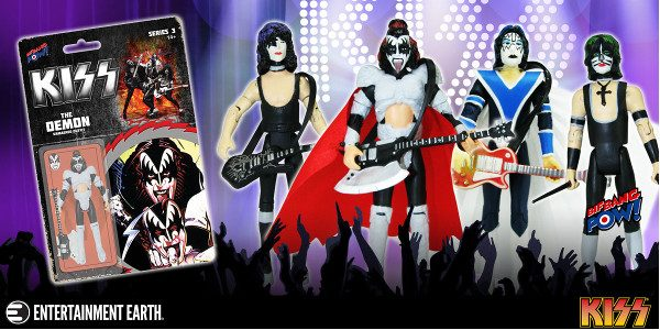 KISS Unmasked Action Figures Are Now Blister Carded! You don't need to choose a side of this coin! With the Bif Bang Pow! KISS Unmasked 3 3/4-Inch Action Figures Series […]