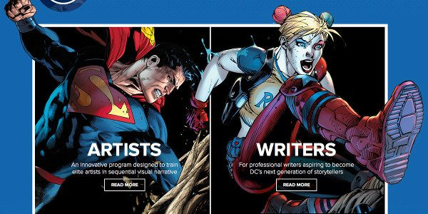 In an effort to find new and aspiring comic book talent, DC Entertainment's Talent Development Team is kicking off the 2017 Artists Workshop today, with online applications being accepted now […]