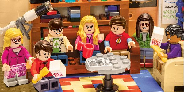 LEGO® BATMAN TAKES OFF WITH A BIG BANG! DC'S (SELF-DESCRIBED) AWESOMEST SUPER HERO AND STAR OF THE LEGO® BATMAN MOVIE INFILTRATES THE BIG BANG THEORY ANDEVEN TAKES OVER SHELDON'S SPOT […]