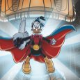 Since in the 90's, Disney created a few sequels of one of the famous Disney cartoon characters Donald Duck as a superhero known as the Duck Avenger.