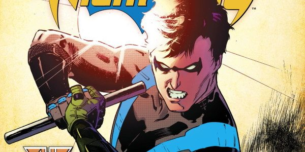 Nightwing has been getting himself back into the swing of things out here in Blüdhaven. He doesn't have to worry about taking on a legacy, he's making his own moves, […]