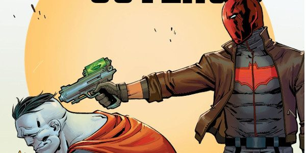 How perfect a cover can you get, Red Hood and Bizarro in a pose reminiscent of George and Lenny in Of Mice and Men, love it! Jason has a tough […]