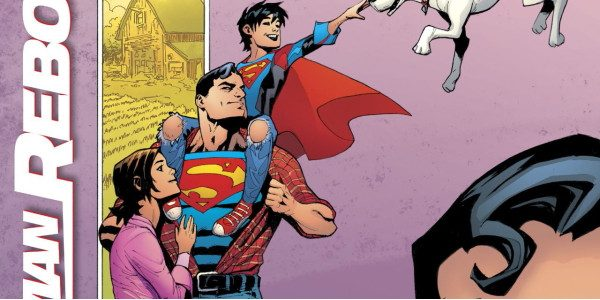 Great Friggin Scott!!! The long anticipated Superman Reborn has begun! Someone has broken out of Mr. Oz's prison, causing Mr. Oz to investigate. Meanwhile, Lois and Clark are celebrating their […]