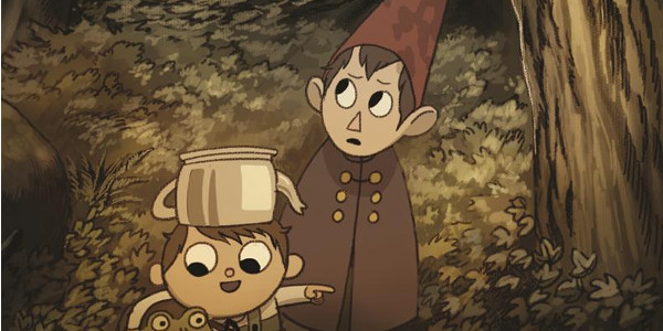 An Above And Beyond Look At Over The Garden Wall