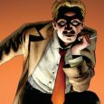 Constantine is in Paris this issue on his hunt for the Djinn but he's not the only one on the hunt