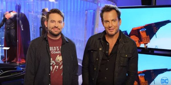 It's not every day that Batman himself drops by the set of DC All Access, even though sometimes it feels like it. But this time it's for real as Will […]