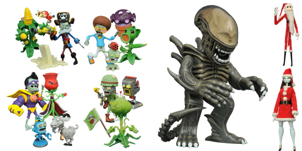 In Stores This Week Alien Nightmare Before Christmas And