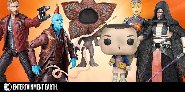 Entertainment Earth Sales Statistics Suggest Stranger Things, Guardians of the Galaxy Merchandise May Make Inroads in 2017 Star Wars action figures and collectibles continue to dominate the pop culture merchandise market, […]