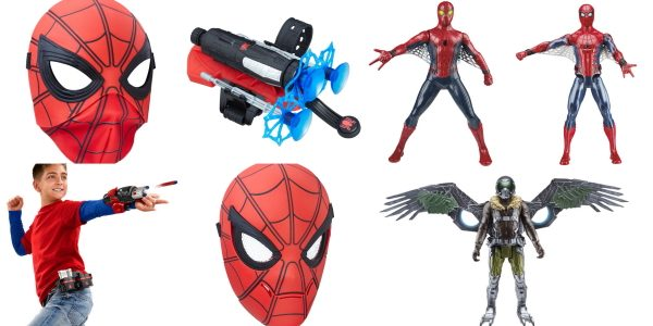 Hasbro is excited to share that more Spider-Man: Homecoming toys from Hasbro were revealed this morning! Additions to the spring lineup include electronic figures and role play gear based on […]