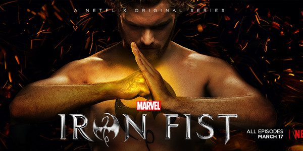"""He is the IRON FIST Today, Netflix releasedMarvel's Iron Fist Danny Rand key art and a featurette titled """"I Am Danny Rand"""" which explores the unbelievable story of Danny's 15-year […]"""