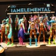 IAmElemental have proven why they are the top manufacturer of girl's action figures