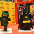 LEGO showed over a lot of great properties and well has original creations!
