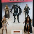 At the collector's event for Mattel this year we got to see the new Wonder Woman movie action figures, as well as new figures for the DC Universe Multiverse collection.