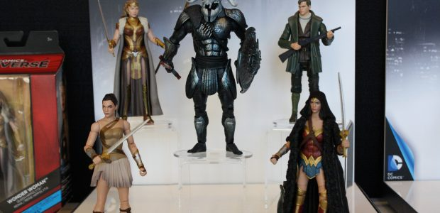 At the collector's event for Mattel this year we got to see the new Wonder Woman movie action figures, as well as new figures for the DC Universe Multiverse collection. […]