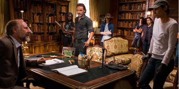 Some things never change but in the world of the Walking dead if it does change then it changes everything!! How to write a Spoiler free review of the season […]