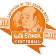 Celebrate one of my most influential comic book creators this week by reading a book by Will Eisner.